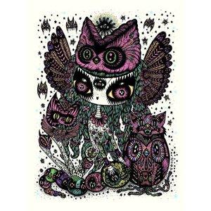 Ciou Godess of Owl