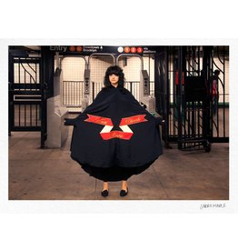 Sarah Maple Anti Rape Cloak Subway