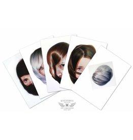 Roos van der Vliet Storytellers card set