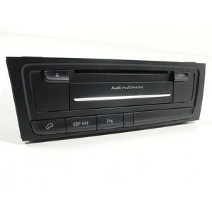 Audi MMI 3G MAIN UNIT HIGH DVD NAVIGATION - 8T1035666F