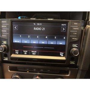 Volkswagen Golf 7 Navigation Display - 5G0919606