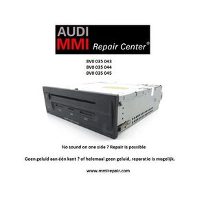 Audi 8V0035043 Repair