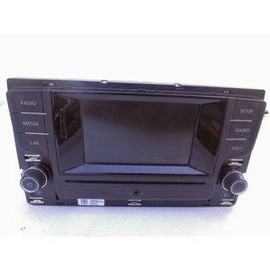 5G0035867 VW Entry Radio