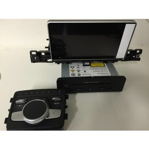 Audi Retrofit kit MMI navigation plus with MMI touch pad