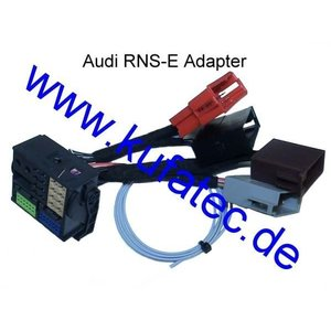 RNS-E Retrofit - Harness - Audi