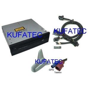 "DVD Navigation - Retrofit - Audi A6 4F - ""Complete"" - MMI 2G"