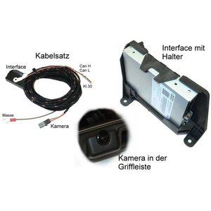 APS advance -Complete- Audi A8 4E w/Rear Camera
