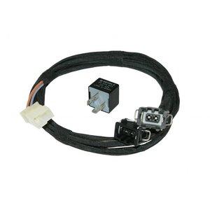 Fog Light Wiring - Harness w/Relay - VW Golf 2