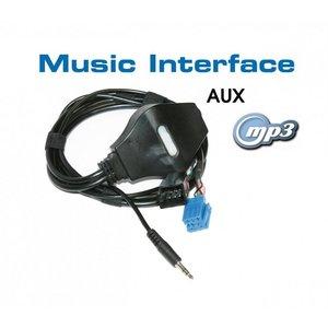Digital Music Interface - Jack - Mini ISO - Audi/VW