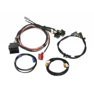 MMI Basic Plus Upgrade to MMI-High 2G - Harness - Audi A6 4F