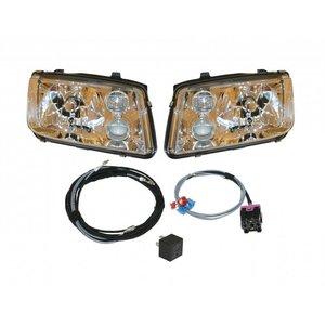 Head lights + Fog Lights - Retrofit - VW Bora