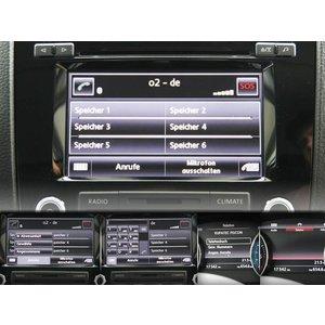 FISCON Bluetooth Handsfree - VW RCD 550