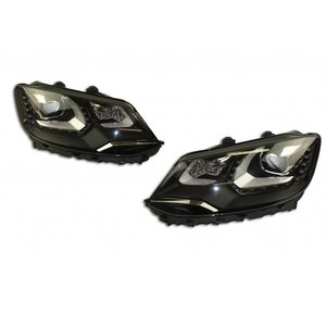 Bi-Xenon Headlights LED DTRL - Upgrade - VW Sharan 7N