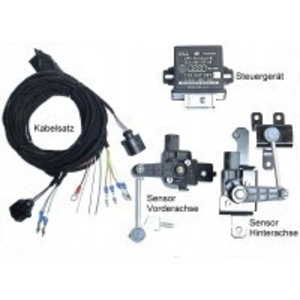 Auto-Leveling Headlights - Retrofit - VW T5 GP