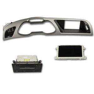 Retrofit kit MMI3G navigation plus Audi A4 8K