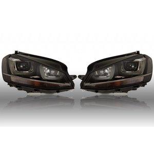 Bi-Xenon Headlight LED DTRL - VW Golf 7