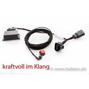Soundbooster Pro Active Sound Audi A4 8K, A5 8T