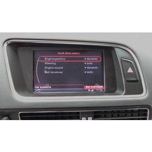 Active Sound incl Sound Booster Audi A4 8K, A5 8T, Q5 8R