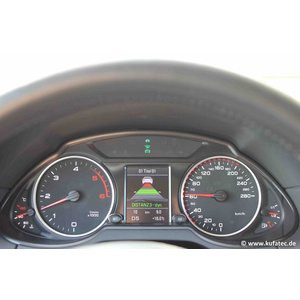 Adaptive cruise control (ACC) Audi A5 8T