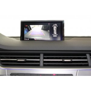 APS advance - Complete - Audi Q7 4M w/Rear Camera