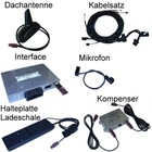 Bluetooth Handsfree - Complete- Audi A6 4F