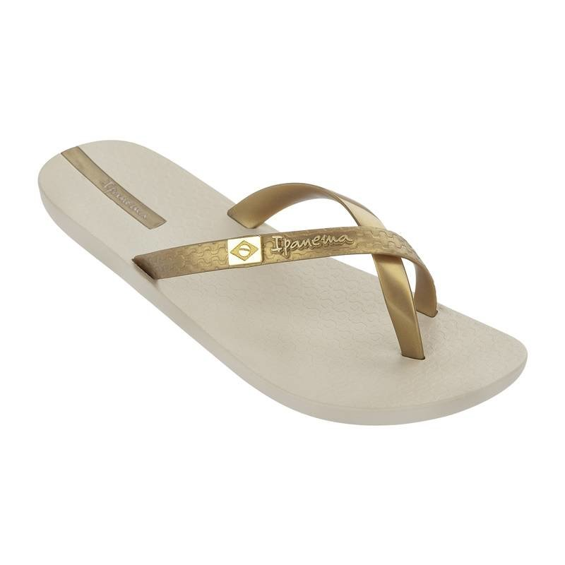 Ipanema teenslipper beige