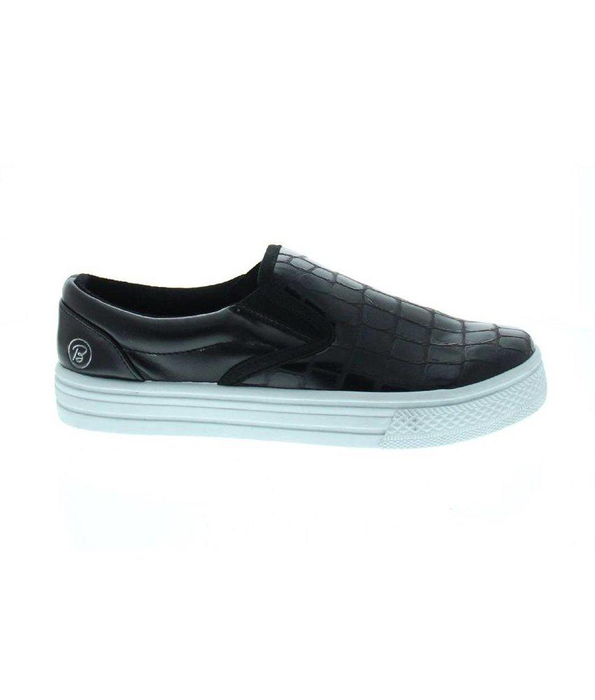 Blink Slip-on sneakers croco