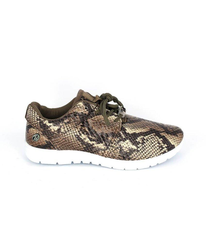 Blink Sneakers snake print