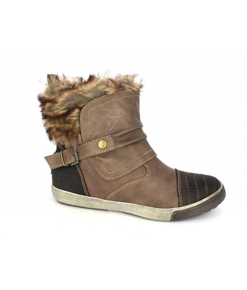 Tamaris Sneakers met bontje