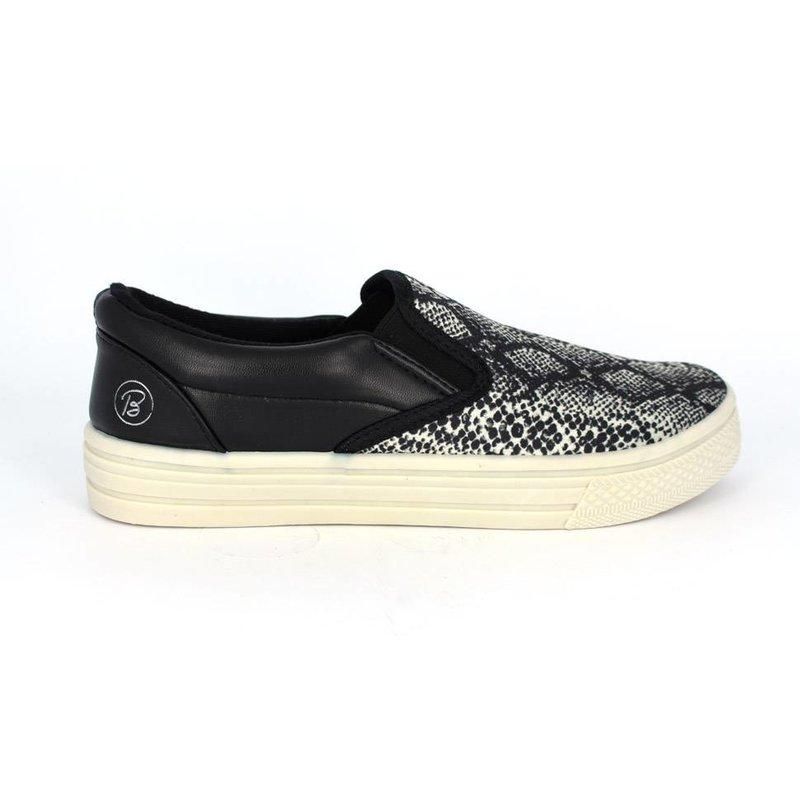 Blink Slip on sneakers snake