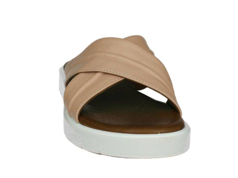 Tamaris sandalen nude