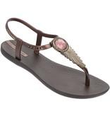 Ipanema slippers Athena bronze