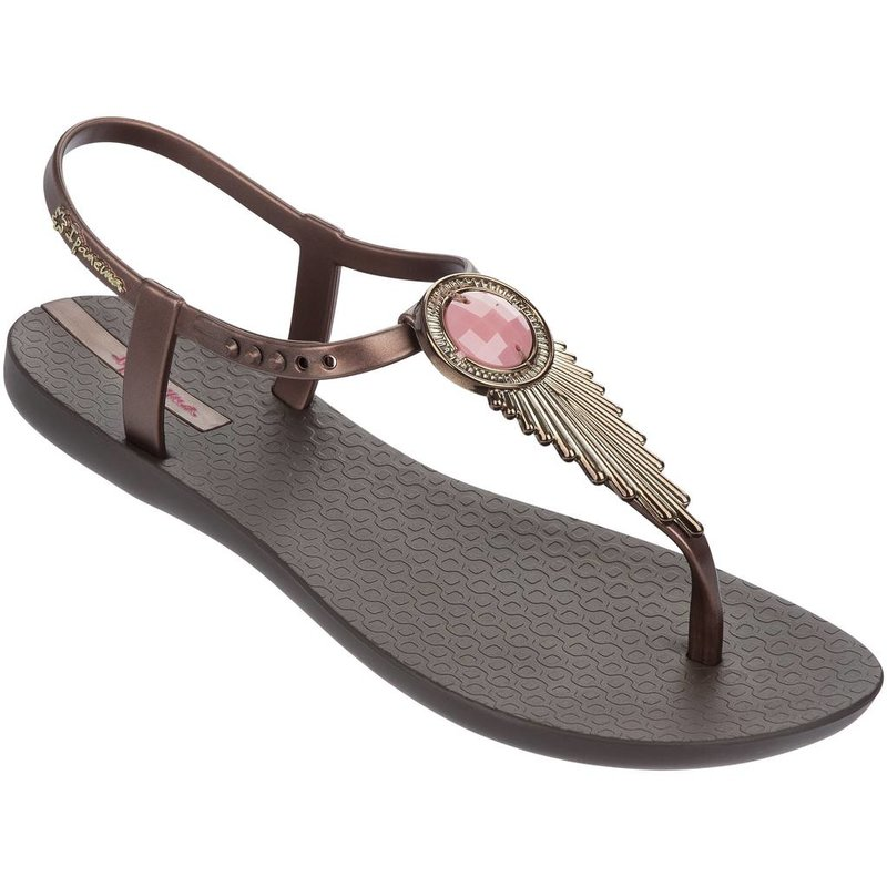 Ipanema slippers Athena bronze