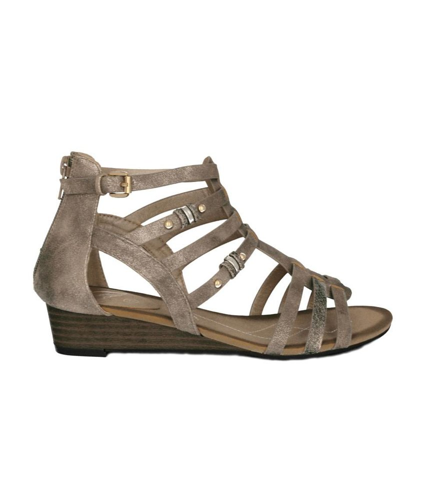 Pearlz sleehak sandaal