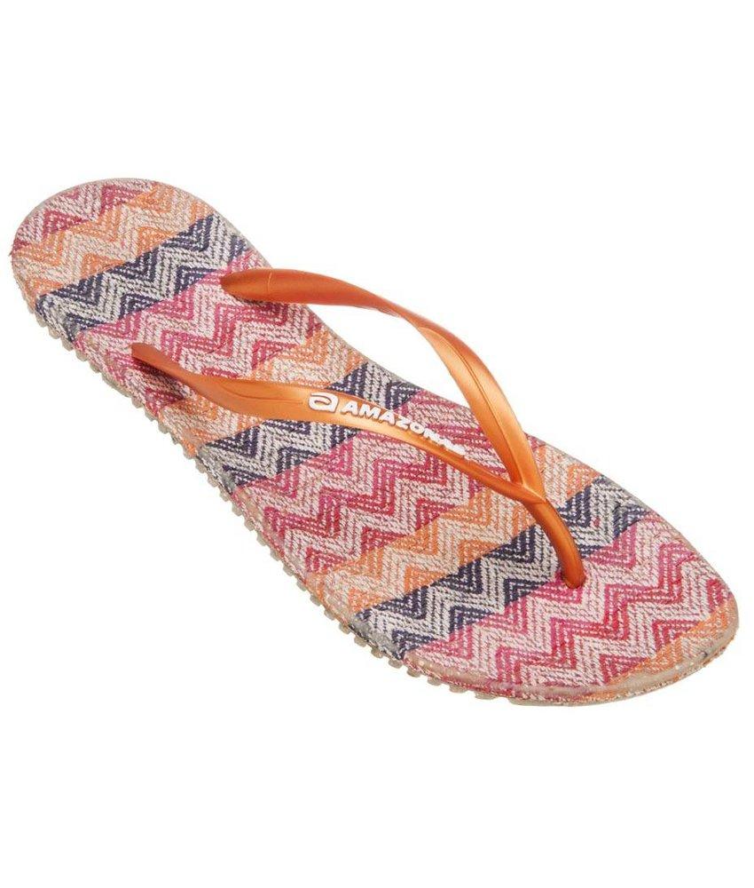 Amazonas eco slippers copper