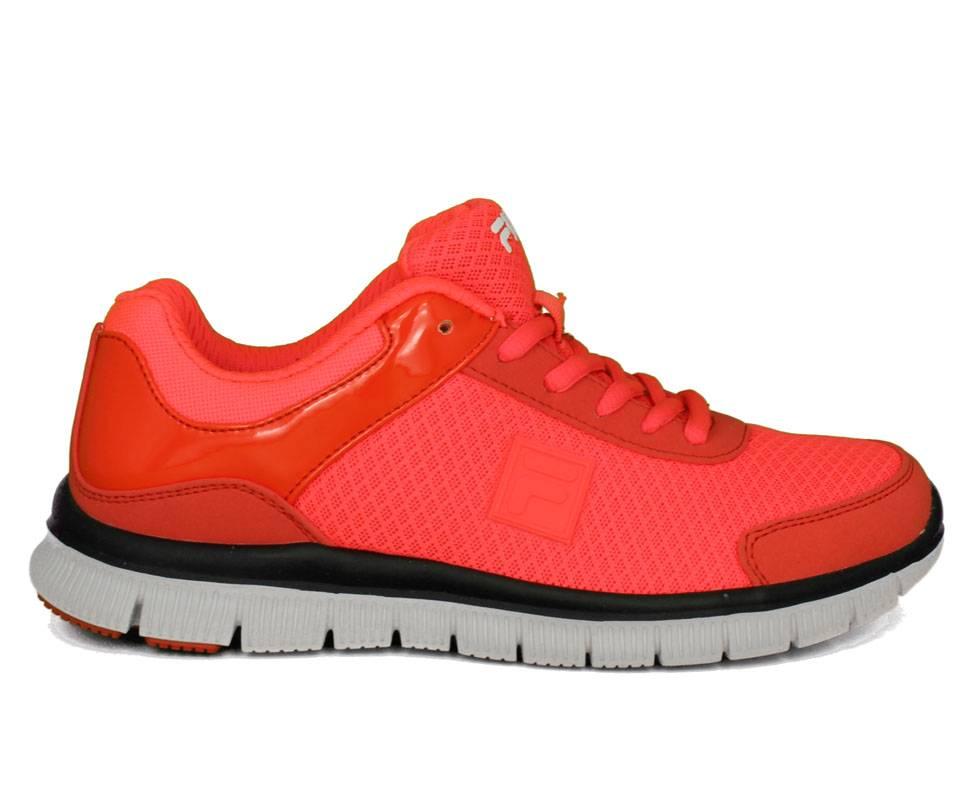 Roze sneakers tornado low