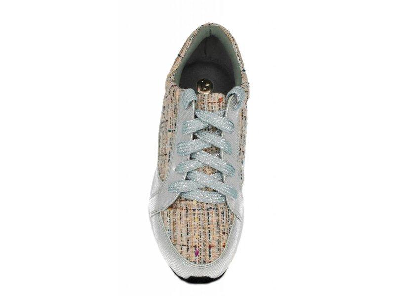 La Strada Sneakers gold multi