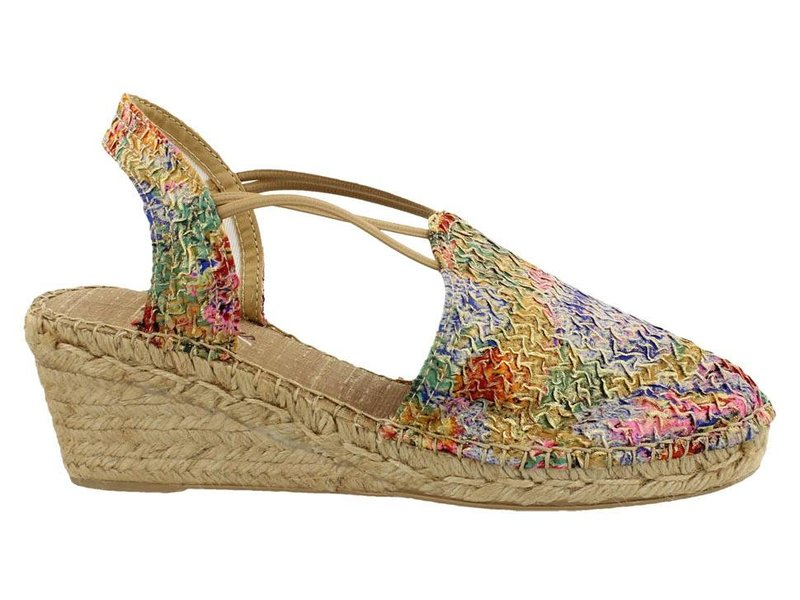 Toni Pons espadrilles multi color