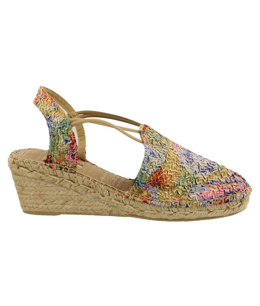 Toni Pons espadrilles multi color