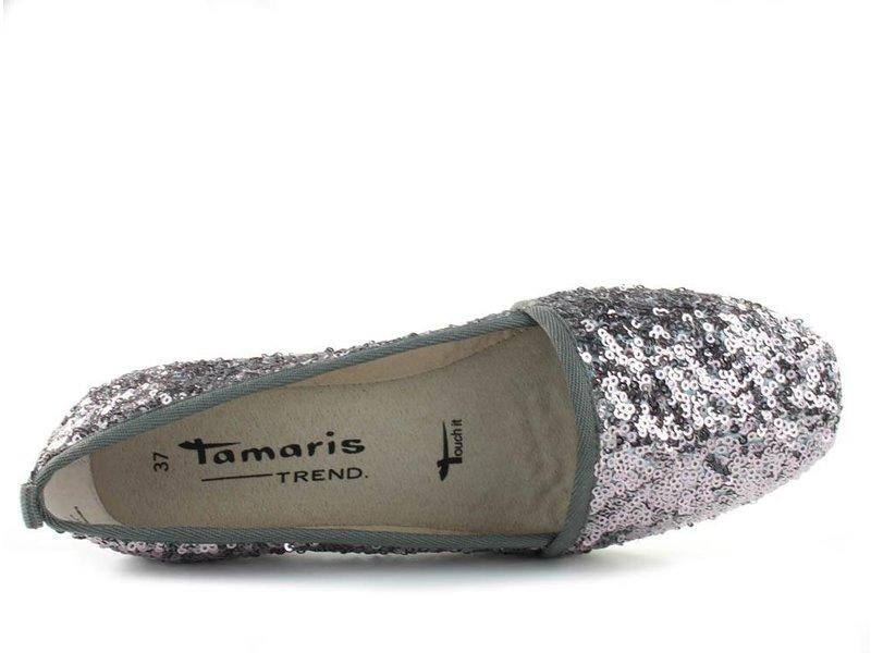 Tamaris Instappers glitter