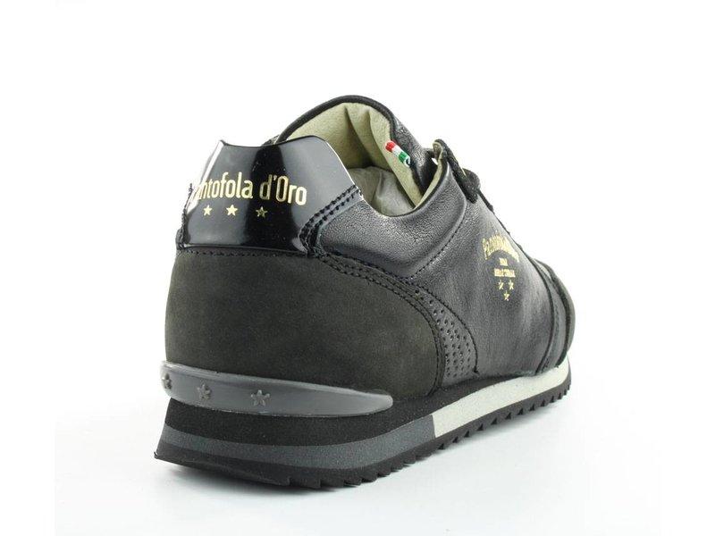 Pantofola d'Oro Sneakers zwart leder