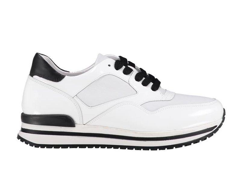 HIP witte sneakers leder