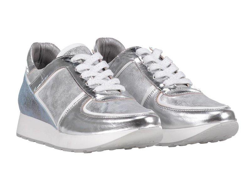 HIP sneakers zilver poeder