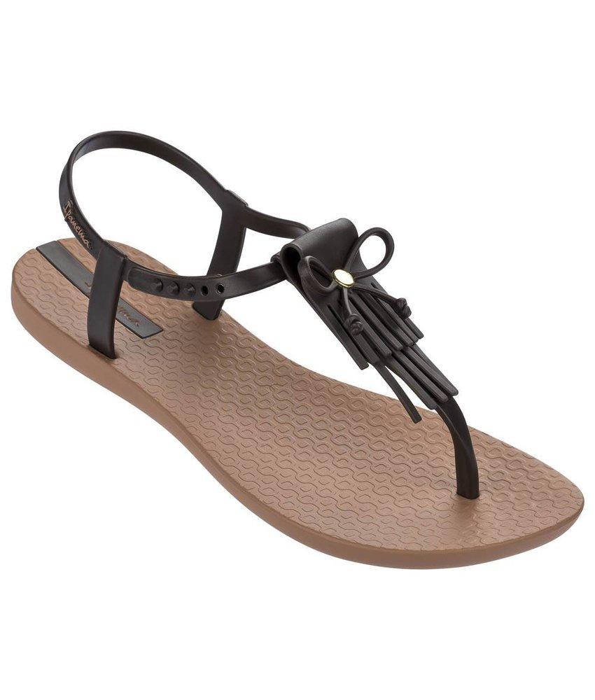 Ipanema slippers charm bruin