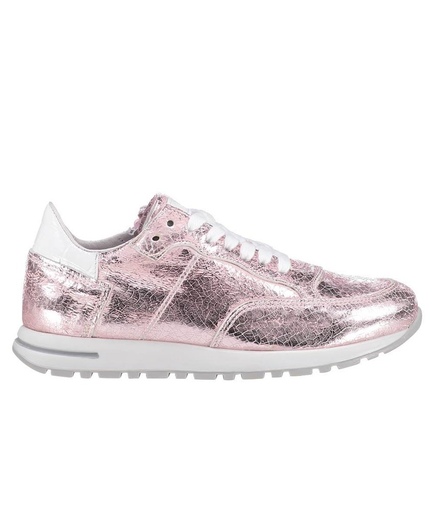 HIP sneakers roze leder