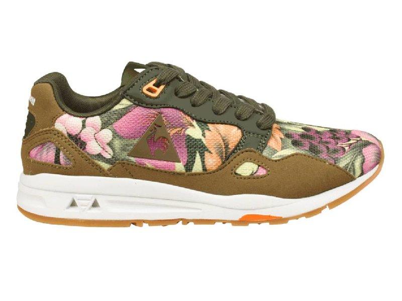 Le Coq Sportif sneakers bloemenprint