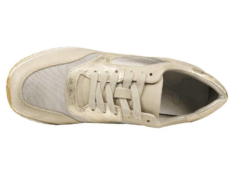 HIP sneakers beige nubuck hoge zool