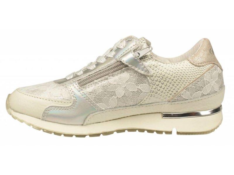 Vingino sneakers tamar perzik/zilver