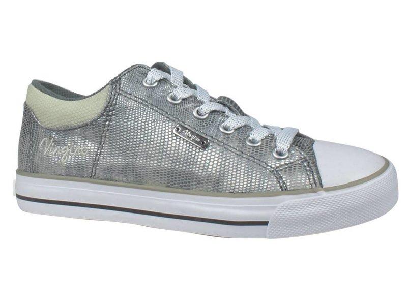 Vingino sneakers lichtgrijs/snake