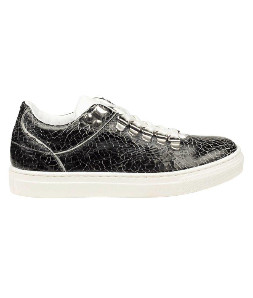 HIP sneakers zwart leder